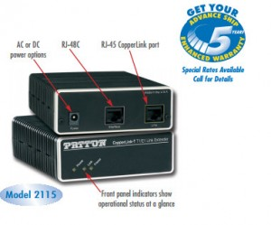 Patton 2115 T1 Extender